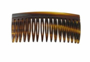 Premium Side Comb Swiss Made in Tortoise 502