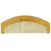 Natural Wooden Comb A3