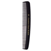 """Champion Barber Comb / 7-1/2"""" Sloping Flexible Back .2Mm"""