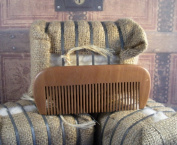 """Country Gent"" Standard or Men's Wood Comb"