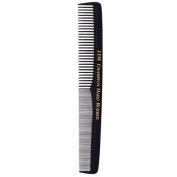 Champion Styling Comb 17.8cm Edged Flexible back Fine/Coarse # C11M