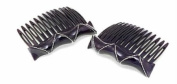 Premium Side Comb European Made in Black Triangle 1057/2