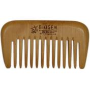 Dr Ross' BIOGEM Peach Wood Comb-Small