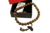 Tan's Gift Set-Jade Sandalwood Mellow Beaded Hanging Ornament