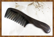 Tan's Horn and Rosewood Comb 2-5