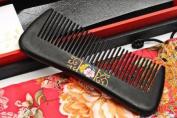 Tan's Gift Set-Comb Boxwood Lacquer Blossom Age 9
