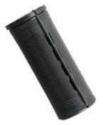 Jumbo Concave Perm Rods * Black * 3.2cm Diameter