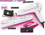 Carmen Car-17963 Straightener 230 With Luxury Couture Pouch