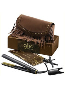 ghd Limited Edition Gold Styler Set, Black, 2.5cm
