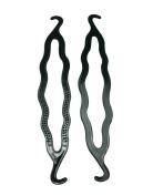 Chu Zhao Wu Magic Bun Hair Twist Braid Tool Styling Clip Care