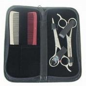 Gold Magic Shear/Comb Style Kit