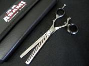 ASAMI Swivel Thumb 15.2cm Profestional Thinning (32 Tooth) Barber Shears ART6142