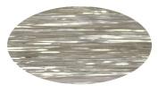 4420 Precision Made Handcrafted Shears COBALT Series 12.7cm + Piz-zaz Hair Tinsel in Silver