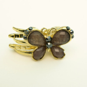 Butterfly Hair Claw