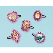 Disney Tangled Jewel Hair Clips - 18/Pkg.