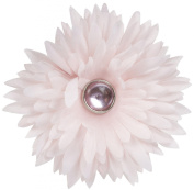 Gimme Clips Premieres Flower Hair Clip, Passionate Pink