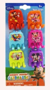 Disney Mickey and Minnie Hair Clips - Mickey and Minnie Mouse Hair Clips