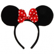 Minnie Ears Headband Minnie Ears Headband