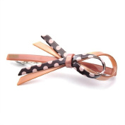 [Aznavour] Lovely & Cute Roly Poly Kidding Pepero Pin / Brown #SP675G(RP).