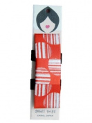 Yuzen Hair Clip - Red