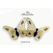 Gia Alessandra hair ornaments GA231