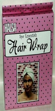 Spa Essentials Hair Wrap
