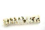 Glittering Spangle Enlace Hair pin