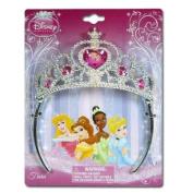 Princess Crown Tiara on Header Card