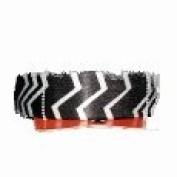 Black and White Zig Zag Headband 063043029