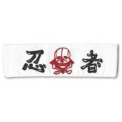 Headband - Ninja with Skull Headband