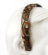Touch of Nature 12714 Pheasant Feather Headband
