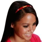Kansas City Chiefs Women's Elastic Headbands