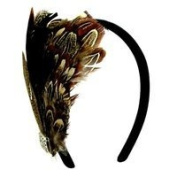 Touch of Nature 12722 Natural Multi Pheasant Feather Headband