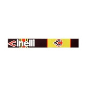PACE Cinelli Burst Headband, Yellow/Black