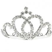 Mini Princess Crown Tiara Comb