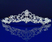 SC Wedding Tiara headband 10037