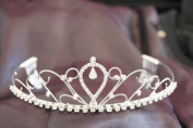 Beautiful Bridal Wedding Tiara Crown with Crystal Party Accessories DH14059