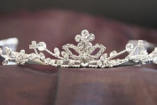 Beautiful Bridal Wedding Tiara Crown with Crystal Party Accessories DH14352