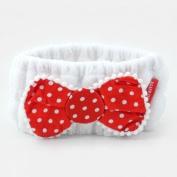 Hello Kitty Hairband: White