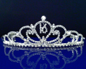 Sweet 16 Birthday Tiara 5069S5