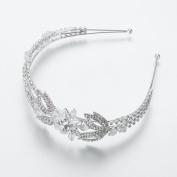 Lillian Rose-Crystal Flower Headband