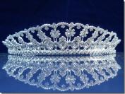 Bridal Wedding Tiara 46416