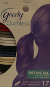 Goody Ouchless No Metal Hair Elastics, Liberty, 4mm, 5.5 Inches, 17 Count