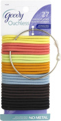 Goody Ouchless Elastic Carmen, 4 mm, 27 Count