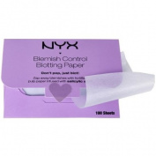 NYX Blotting Paper (Premium)-Nxbprbc Blemish Control