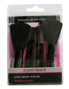 Studio Basics Piece Brush 'N Go Set