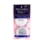 Advanced Enterprises 5300 Wonder Pro Satin Back Puff 3 Ct.