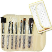 Silver Star - Makeup Brush x 7pcs CODE