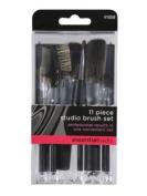 Essential Tools 11 Piece Studio Brush Set, 260ml