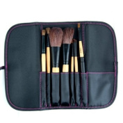 Elixir Beauty 7pc Artist Studio Quality Artist's Cosmetic Brush Set Make Up Collection w/ Case